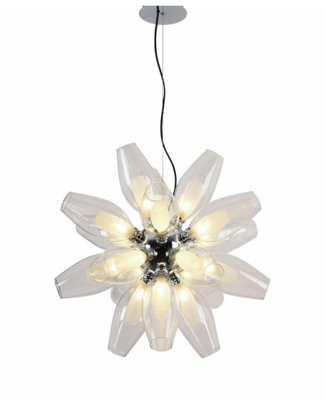 Подвесной светильник Lumina Deco Feretta LDP 1139-18 WT+CL