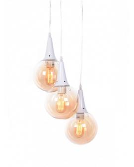 Подвесной светильник Lumina Deco Rocherro LDP 11192-3 WT