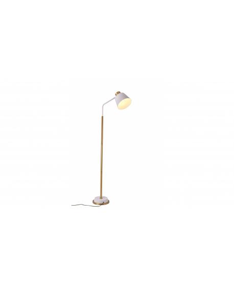 Торшер Lumina Deco Ardini LDF 5525 WT+GD