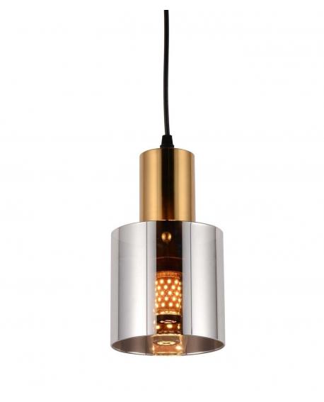 Подвесной светильник Lumina Deco Bolena LDP 1213 GY+GD