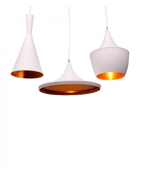 Подвесной светильник Lumina Deco Foggi LDP 7712-3 PR WT