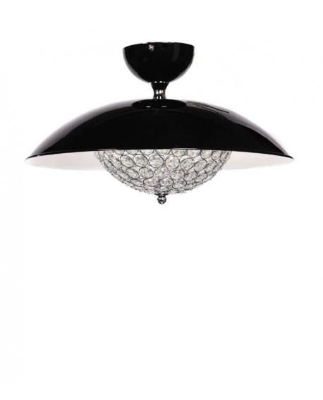 Потолочный светильник Lumina Deco Mezzaluna LDC 1578-5 BK