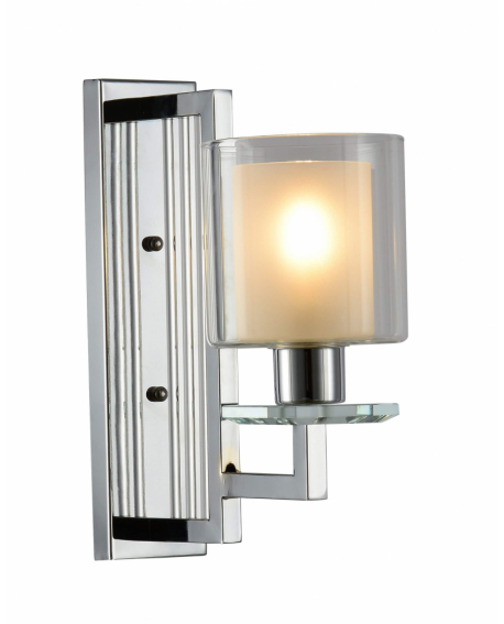 Бра Lumina Deco Manhattan LDW 8012-1W CHR