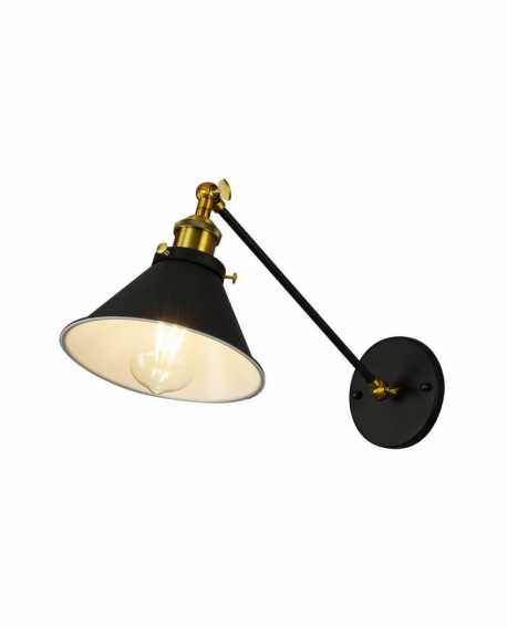 Бра Lumina Deco Gubi LDW B016-1 BK