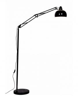 Торшер Lumina Deco Rigorria LDF 8815 BK