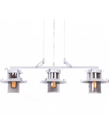 Подвесной светильник Lumina Deco Capri LDP 11327B-3 PR WT