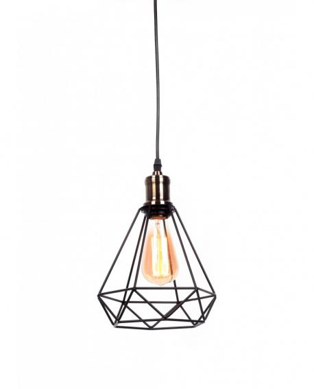 Подвесной светильник Lumina Deco Cobi LDP 11609-1 BK