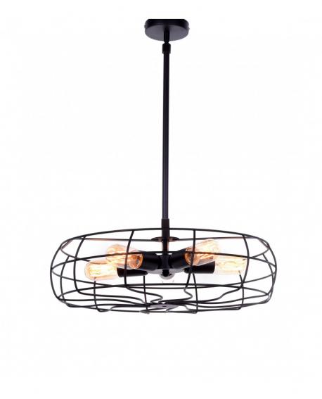 Подвесной светильник Lumina Deco Nino LDP 8008 BK