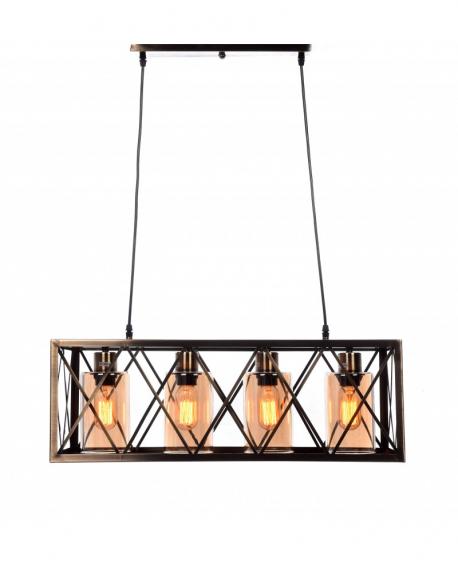 Подвесной светильник Lumina Deco Nortis LDP 11775-4