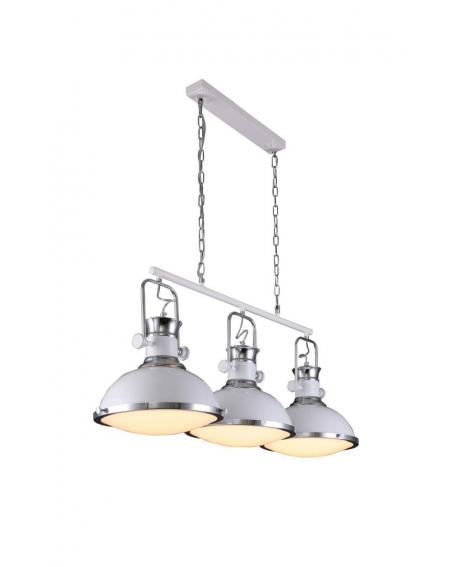Подвесной светильник Lumina Deco Batore LDP 274-3 WT