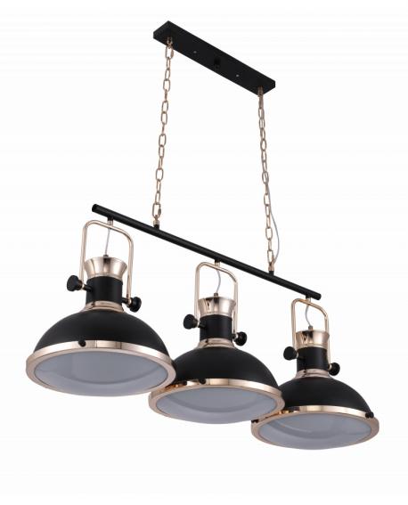 Подвесной светильник Lumina Deco Batore LDP 274-3 BK
