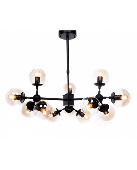 Подвесной светильник Lumina Deco Zodiak LDP 160-12 BK