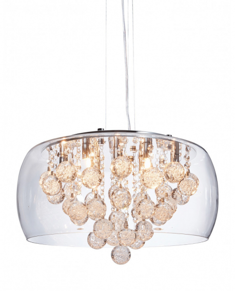 Подвесной светильник Lumina Deco Fabina LDP 8077-500 PR