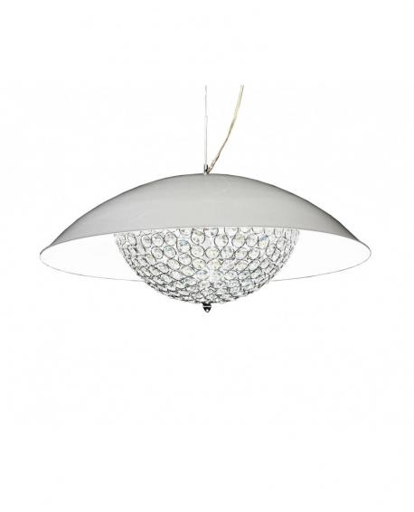 Подвесной светильник Lumina Deco Mezzaluna LDP 1578-9B WT