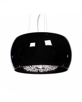 Подвесной светильник Lumina Deco Disposa LDP 7018-400 BK