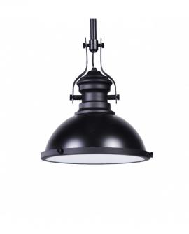 Подвесной светильник Lumina Deco Eligio LDP 6863-1 BK+WT