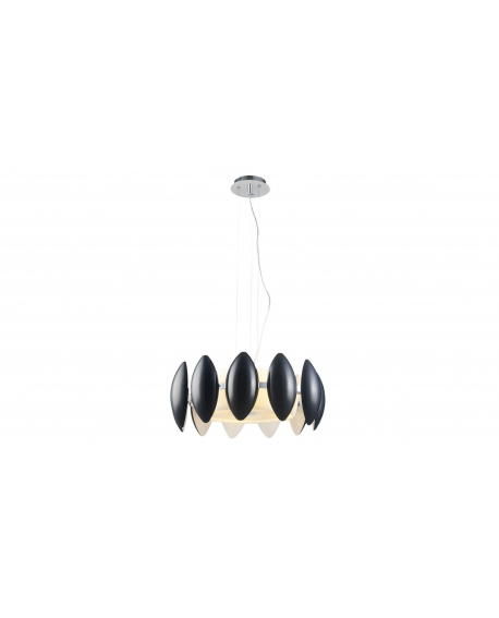 Подвесной светильник Lumina Deco Frascatti LDP 9016-350 BK