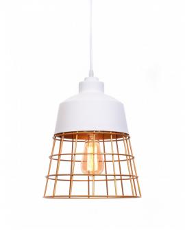 Подвесной светильник Lumina Deco Bagsy LDP 7933 WT