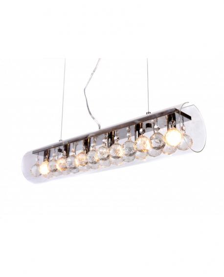 Хрустальная подвесная люстра Lumina Deco Briza LDP 1057-600