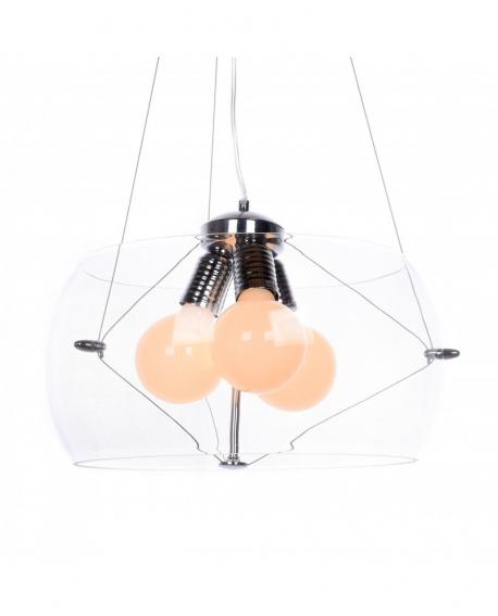 Подвесной светильник Lumina Deco Globo LDP 6018-400 PR