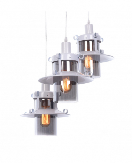 Подвесной светильник Lumina Deco Capri LDP 11327 B-3 WT