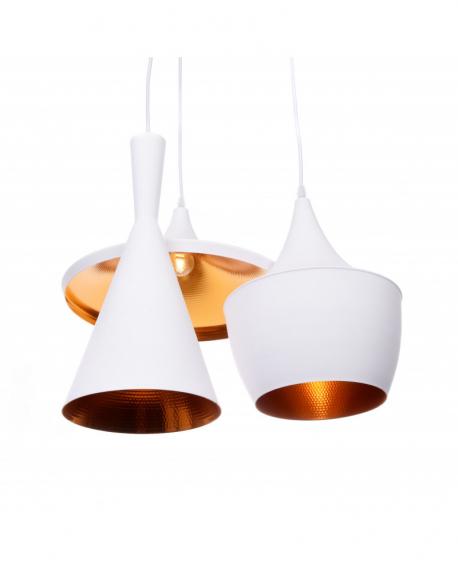 Подвесной светильник Lumina Deco Foggi LDP 7712-3 WT