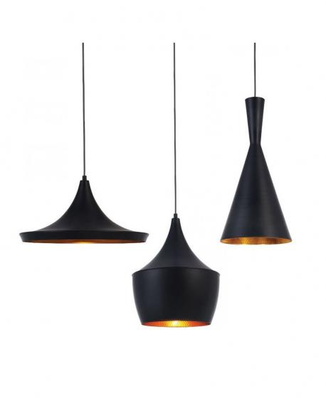 Подвесной светильник Lumina Deco Foggi LDP 7712-3 PR BK