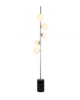 Торшер Lumina Deco Fredica LDF 6030-5 CHR