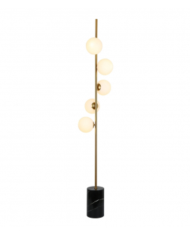 Торшер Lumina Deco Fredica LDF 6030-5 GD