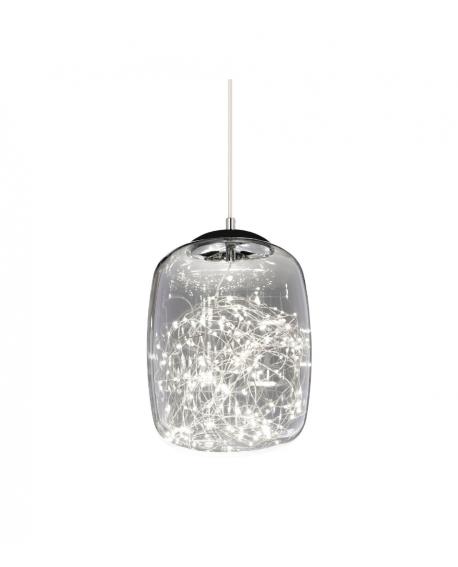Подвесной светильник Lumina Deco Daisy LDP 6824-220 CHR+GY